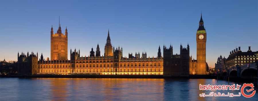 حقایق جالب و خواندنی درباره لندن 