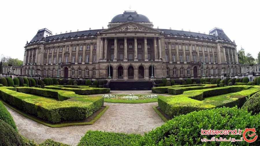 زیباترین کاخ های سلطنتی در اروپا