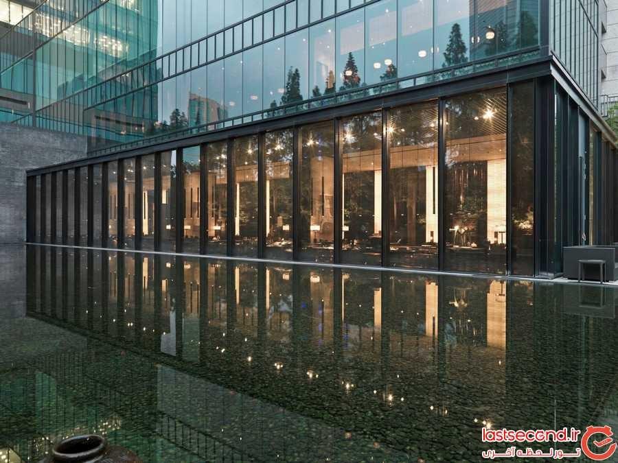 «پولی» هتل اند اسپا، شانگهای