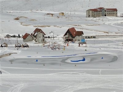 Pooladkaf Ski Resort