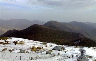 قله برزکوه