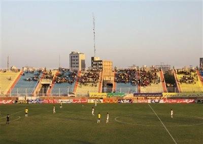 Takhti Sports Complex of Abadan