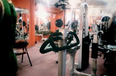Shok Body Building Gym