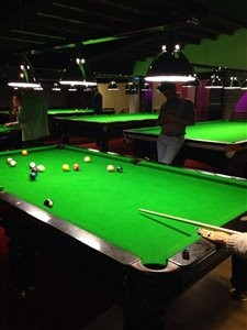 Koorosh Hotel Billiard