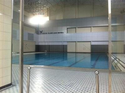 Qazvin Islamic Azad University Pool