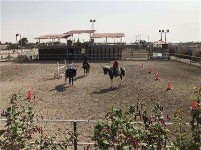 Kaveh shahriar Equestrian Club