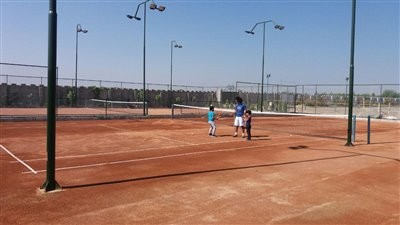 Faryad Tennis club