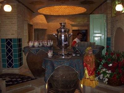 رستوران سنتی کته ماس