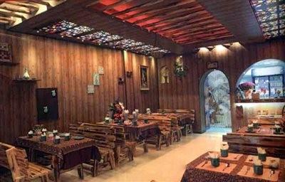 رستوران سنتی اعیان شیراز