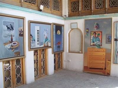 موزه هنر مشکین فام  (خانه فروغ الملک)