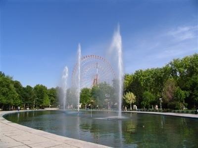 پارک ملت (مشهد)