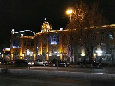 Tabriz Saat Square