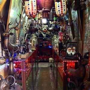 کافه آزادگان (قهوه خانه چاه حاج ميرزا)