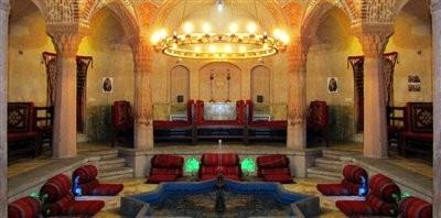 سفره خانه سنتی شهریار (حمام تاریخی نوبر)
