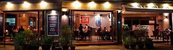 رستوران تانگ دی د کسو براسری