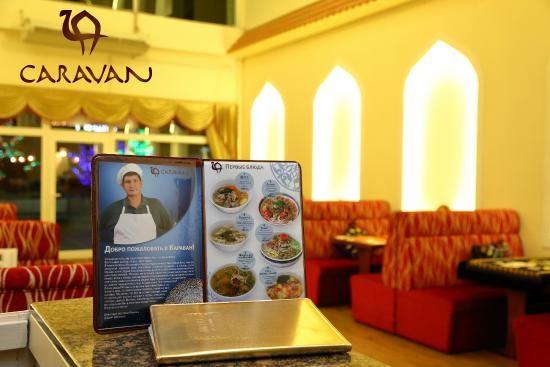 رستوران کاراوان