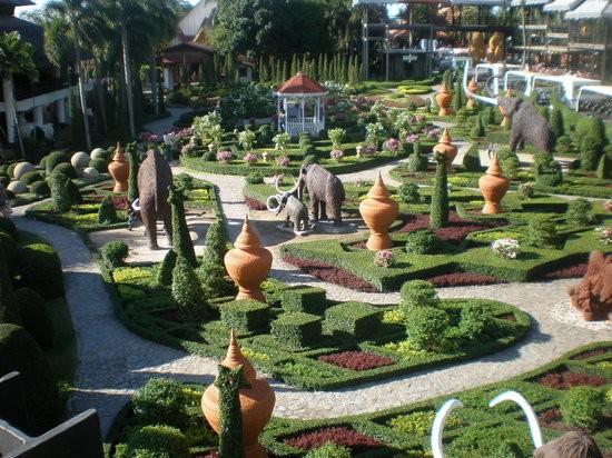 باغ گیاه شناسی گرمسیری نونگ نووچ