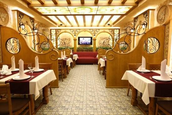 رستوران توسپیا