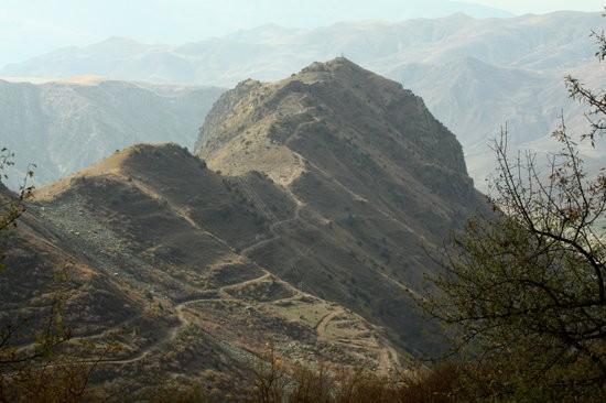 کوه های قفقاز