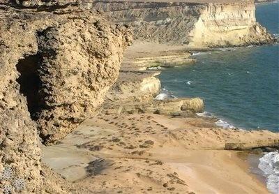 ساحل و خلیج پزم