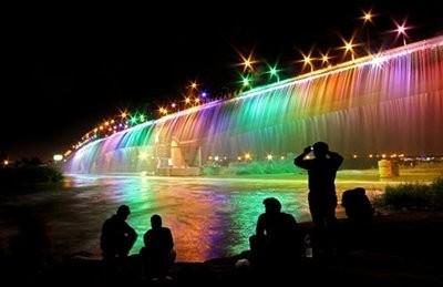 (Ahwaz waterfall (Seventh bridge