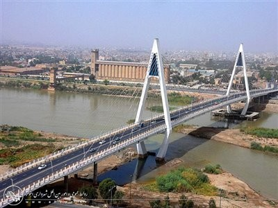 Ghadir Bridge Ahvaz