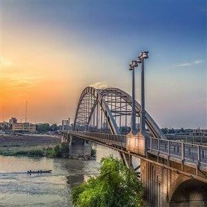 پل سفید اهواز