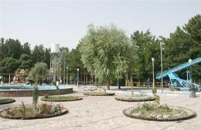 پارک جنگلی باهنر کرمان