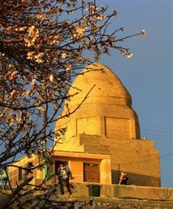 Tomb of Uwais alQarni