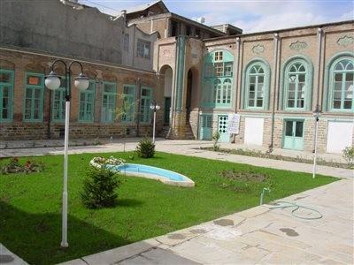 Urmia Ansari's house