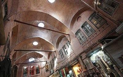Urmia Historical Bazzar