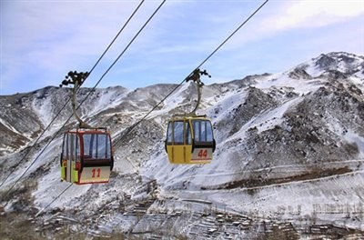 Gnjnameh Cable Car
