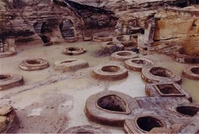 چاه های تل آو لافت