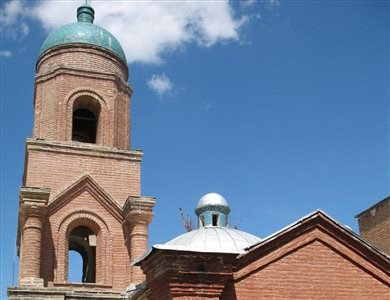کلیسای کانتور (برج ناقوس)