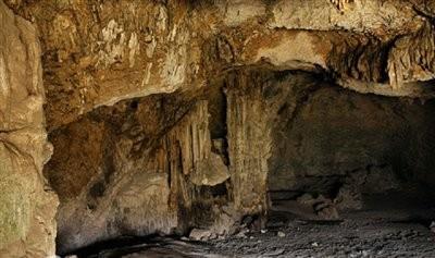 غار چهل ستون