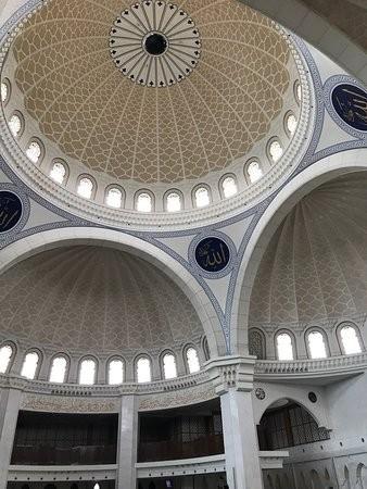 مسجد ویلایا پرسکوتوان