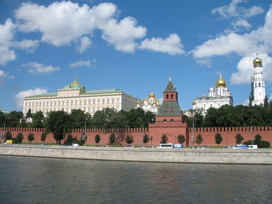 Kremlin Walls and Towers