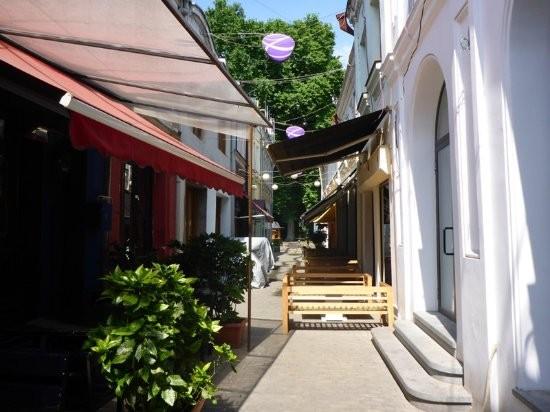 Shardeni Street