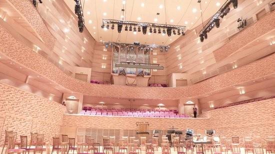 سالن کنسرت تئاتر مارینیسکی