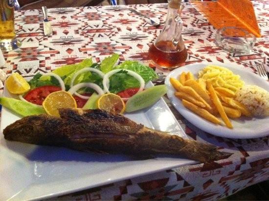 رستوران اوسیس