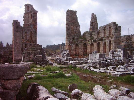 Perge Ancient City