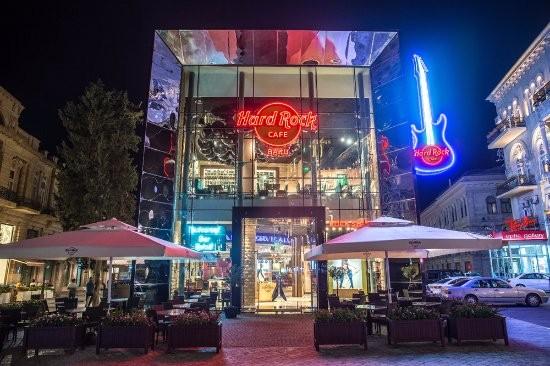 کافه هارد راک باکو