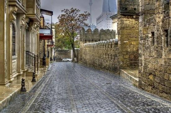 شهر قدیمی باکو