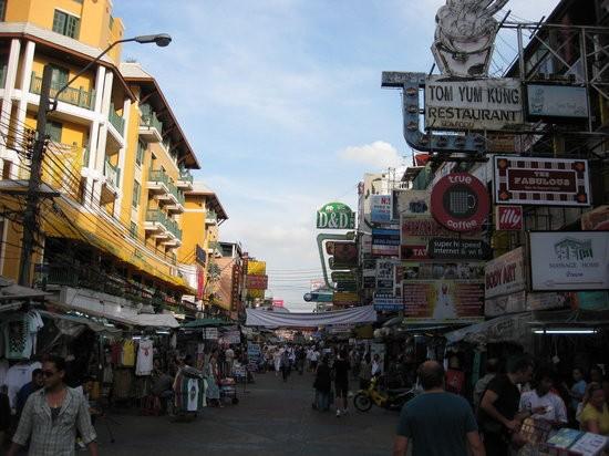 خیابان کائو سان