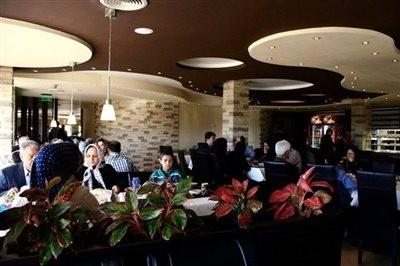 رستوران شالی