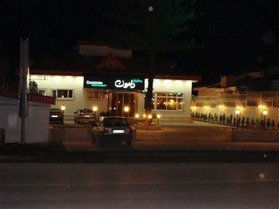 رستوران دامون