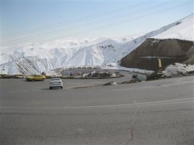 Quchak Pass