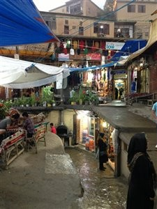 Masooleh Bazaar