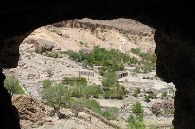Haftad Molla Cave