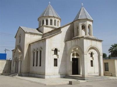Abadan Armenian Church